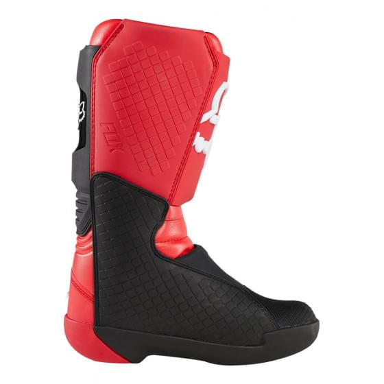 Мотоботы Fox Comp Boot Flame Red 11