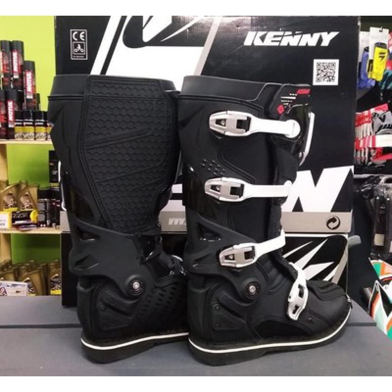 Мотоботы KENNY Bottes-Titanium Noir/Black (42)