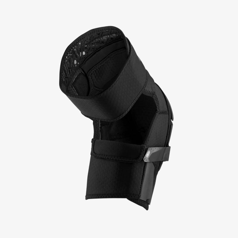 Наколенники 100% Fortis Knee Guards Black L/XL