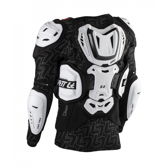 Защита панцирь Leatt Body Protector 5.5 White L/XL (172-184)