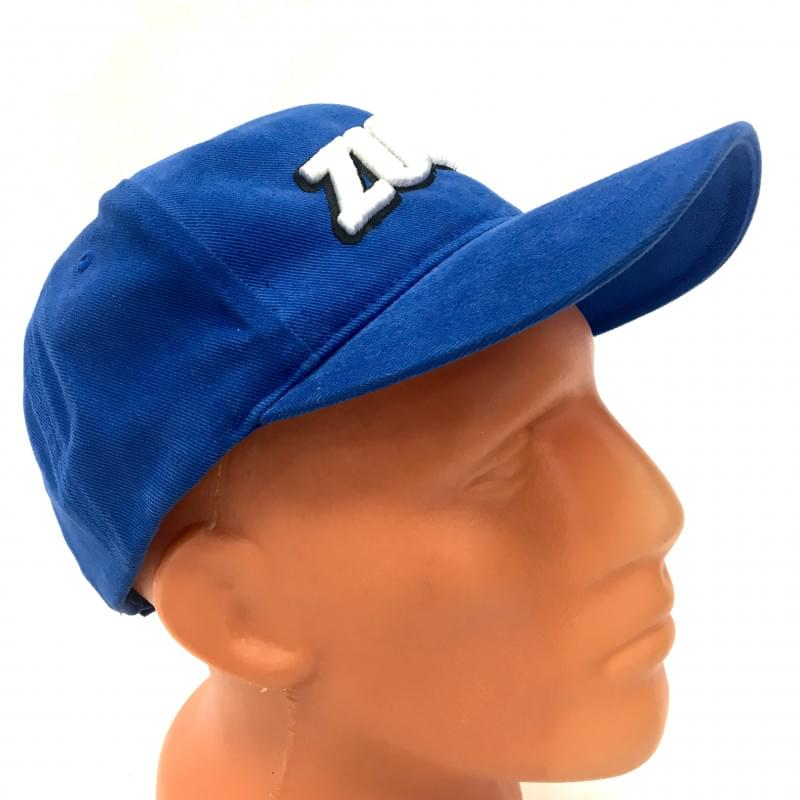 Бейсболка ZUUM светло-синяя