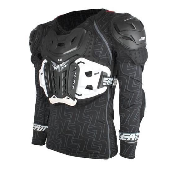 Защита панцирь Leatt Body Protector 4.5 Black