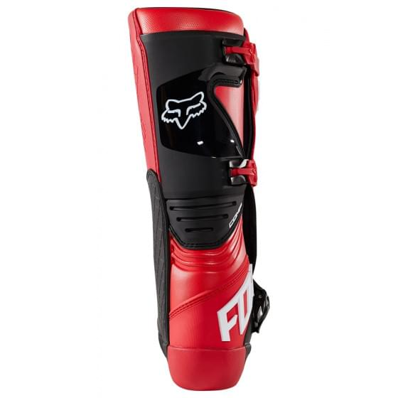 Мотоботы Fox Comp Boot Flame Red