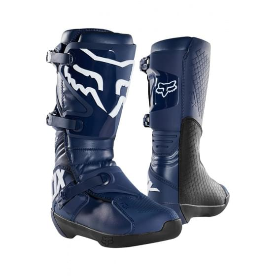 Мотоботы Fox Comp Boot Navy 11