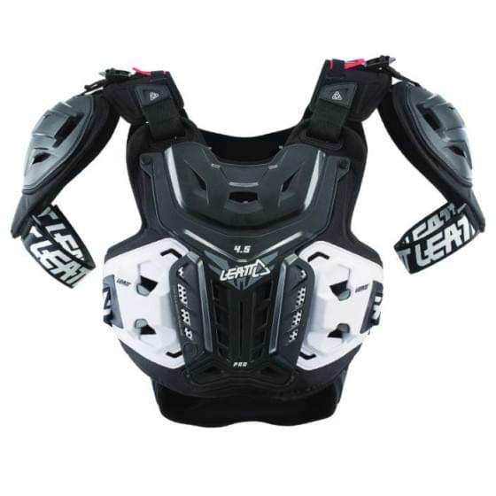 Защита панцирь Leatt Chest Protector 4.5 Pro Black XXL