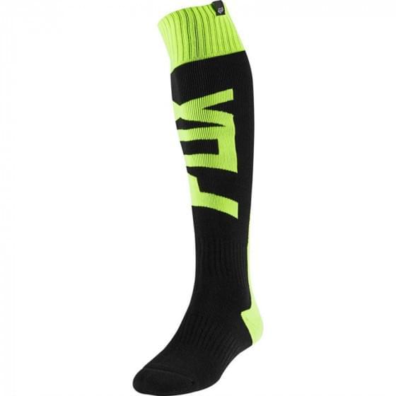 Носки Fox FRI Fyce Thick Sock Flow Yellow M
