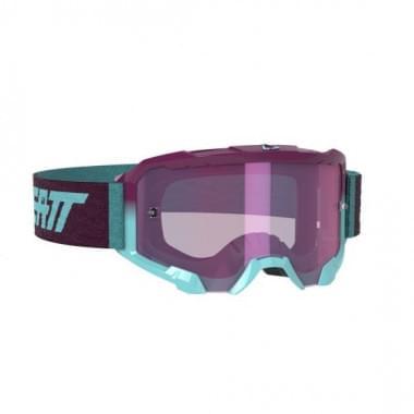 Очки Leatt Velocity 4.5 Iriz Aqua/Purple