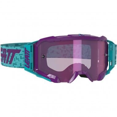 Очки Leatt Velocity 5.5 Iriz Aqua/Purple