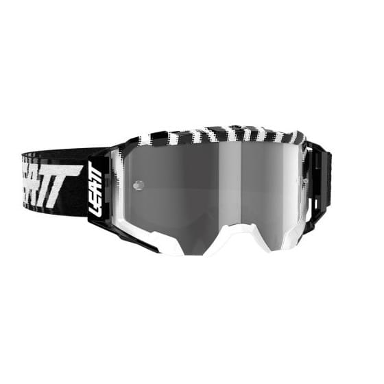 Очки Leatt Velocity 5.5 Zebra/Light Grey