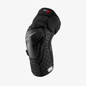 Наколенники 100% Surpass Knee Guards Black L