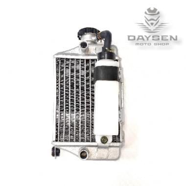 Радиатор правый DX
