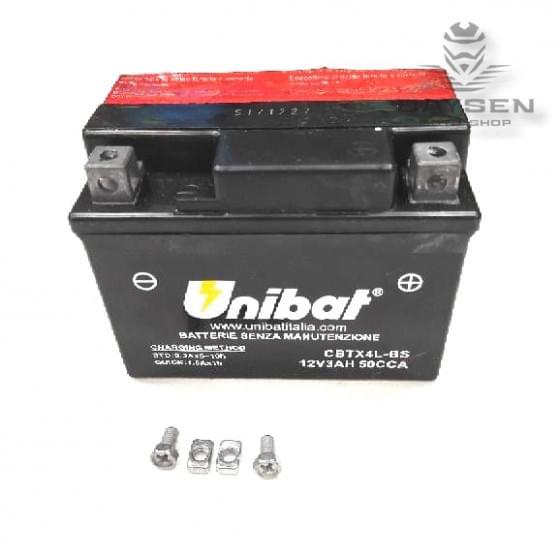 UNIBAT Аккумулятор (CR)