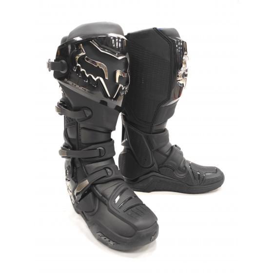 Мотоботы Fox Instinct Boot Black 8