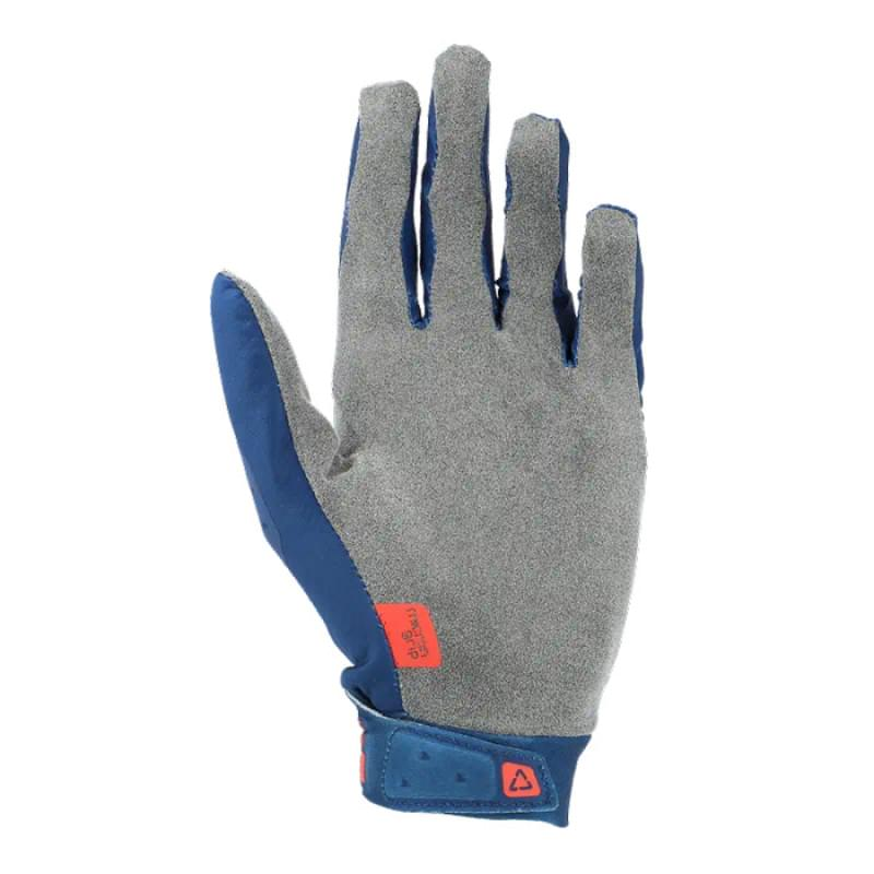 Мотоперчатки Leatt Moto 2.5 SubZero Glove Blue M