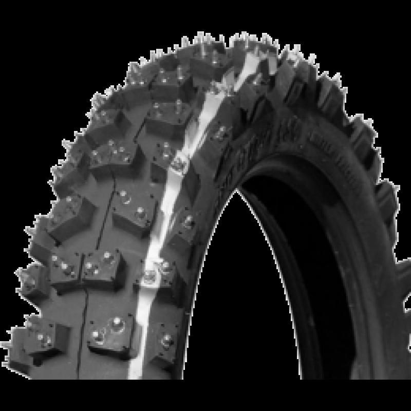 Покрышка шипованная Mitas ХТ-454 110/90-19 Winter Friction 341шип- 8.0мм