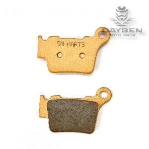 Колодки тормозные задние Z-hua (суппорт КТМ) FA368 SM-PARTS