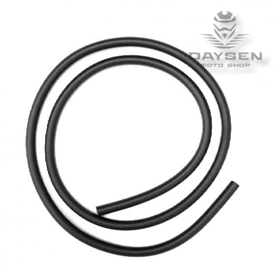 Бензоншланг 4-8 мм PVC черный