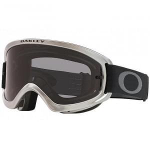 Очки OAKLEY O-Frame 2.0 PRO YOUTH MX серебристые/темно-серые