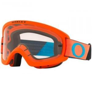 Очки OAKLEY O-Frame 2.0 PRO YOUTH MX оранжевые/прозрачные