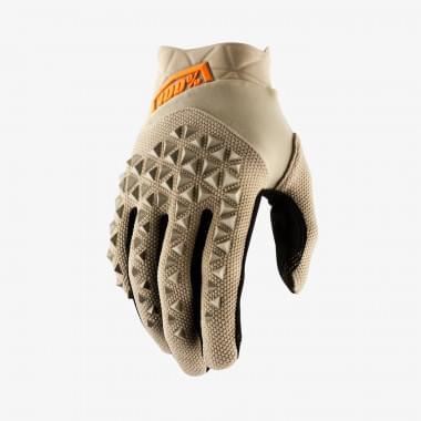 Мотоперчатки 100% Airmatic Glove Sand M