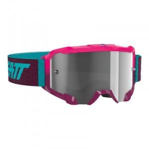 Очки Leatt Velocity 4.5 Neon Pink/Clear