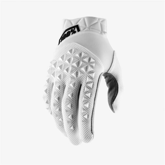 Мотоперчатки 100% Airmatic Glove White, S