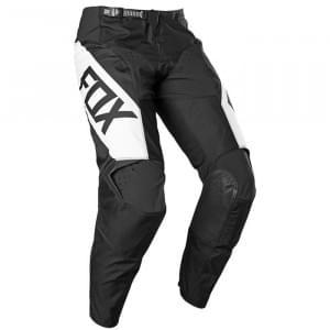 Мотоштаны Fox 180 Revn Pant Black/White