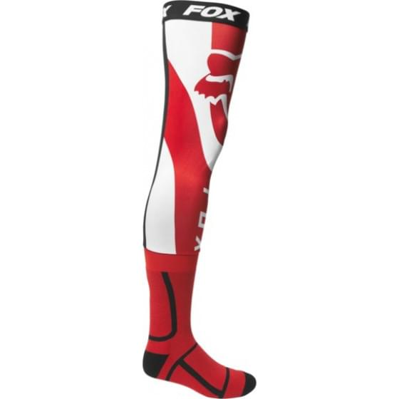 Чулки Fox Mirer Knee Brace Sock Flow Yellow