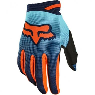 Мотоперчатки Fox 180 Oktiv Glove Aqua
