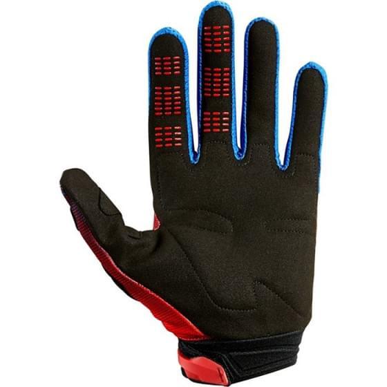Мотоперчатки Fox 180 Oktiv Glove Flow Red
