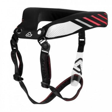 Защита шеи ADULT NECK BRACE 2.0 black/red