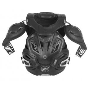 Защита панцирь+шея Leatt Fusion Vest 3.0 Black L/XL (172-184)