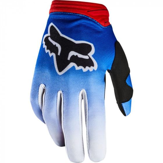 Мотоперчатки женские Fox Dirtpaw Fyce Womens Glove Blue/Red M