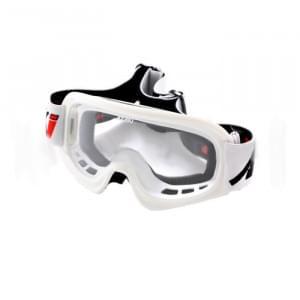 Очки для мотокросса детские ATAKI HB-115 белые глянцевые