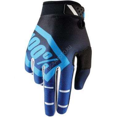 Мотоперчатки 100% Ridefit Corpo Glove Blue S
