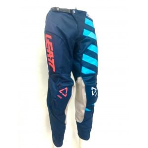 Мотоштаны Leatt GPX 5.5 I.K.S Pant Ink/Blue W32