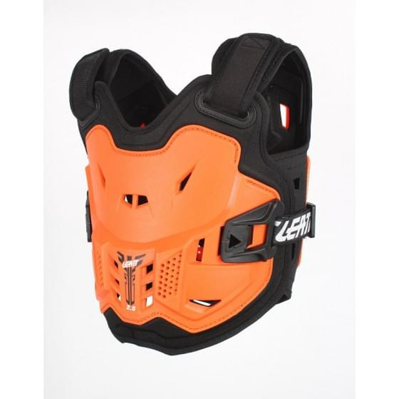 Защита панцирь детский Leatt Chest Protector 2.5 Kids Orange/Black (110-134)