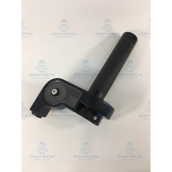 Корпус ручки газа с крышкой CNC