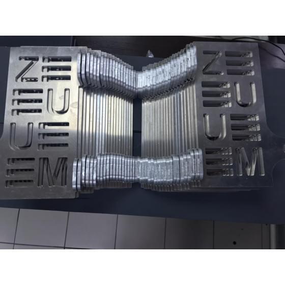 Защита радиаторов CR ZUUM